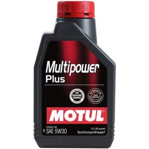 น้ำมันเครื่อง MOTUL MULTIPOWER 5W30