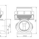 Turbosmart Comp-gate40